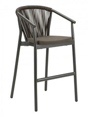 Powder Coated Aluminium Barstool