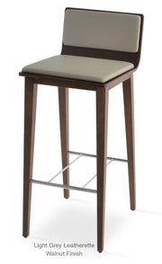 Corona Wood Counter Stools