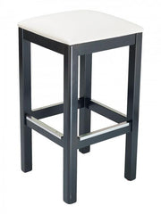 European Beech Wood Backless Bar Stool
