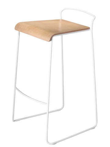 Transit bar stool