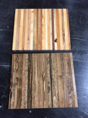 Reclaimed Pallet Wood Tabletops - Indoor Use - Made to Order