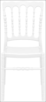Compamia Opera Polycarbonate Dining Chair Glossy White ISP061-GWHI - YourBarStoolStore + Chairs, Tables and Outdoor  - 5