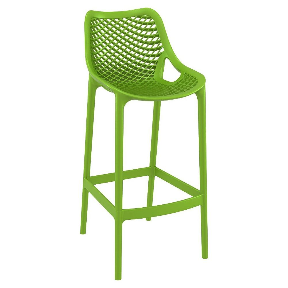 Compamia Air Bar Stool Tropical Green ISP068-TRG - RestaurantFurniturePlus + Chairs, Tables and Outdoor - 1