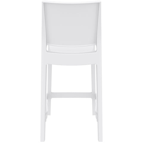 Compamia Maya Resin Barstool White ISP099-WHI - RestaurantFurniturePlus + Barstools - 5