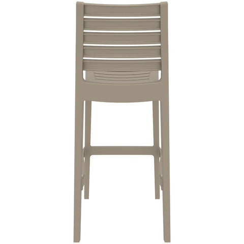 Compamia Ares Resin Barstool Dove Gray ISP101-DVR - RestaurantFurniturePlus + Barstools - 5