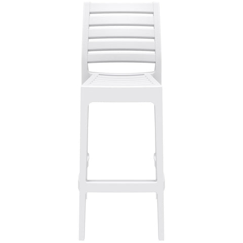 Compamia Ares Resin Barstool White ISP101-WHI - RestaurantFurniturePlus + Barstools - 3