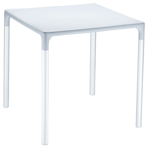 Mango Alu Square Table 28 inch