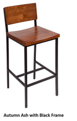 Industrial Seating Memphis Bar Stools - YourBarStoolStore + Chairs, Tables and Outdoor
