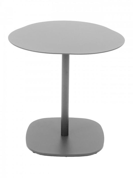 "19.25"" Palm Beach Outdoor Aluminum Side Table"