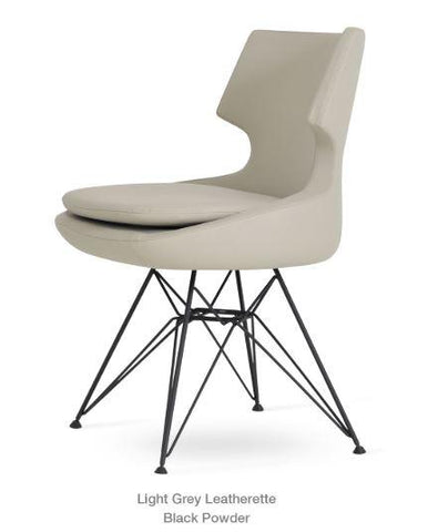 Patara Tower Chair - YourBarStoolStore + Chairs, Tables and Outdoor - 1
