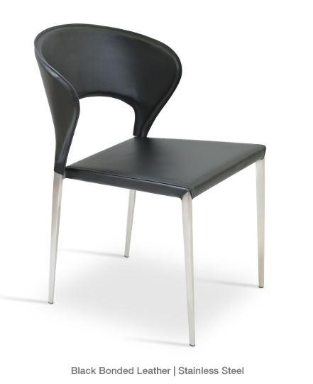 Prada Metal Chair - YourBarStoolStore + Chairs, Tables and Outdoor - 1