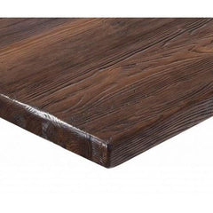Walnut Reclaimed Solid Wood Tabletop
