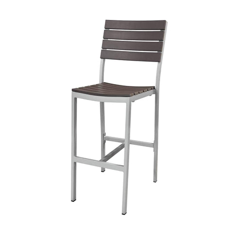 Vienna Bar Side Chair (Espresso) - YourBarStoolStore + Chairs, Tables and Outdoor