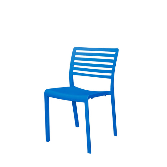 Savannah Dining Side Chair (Blue) - YourBarStoolStore + Chairs, Tables and Outdoor  - 1