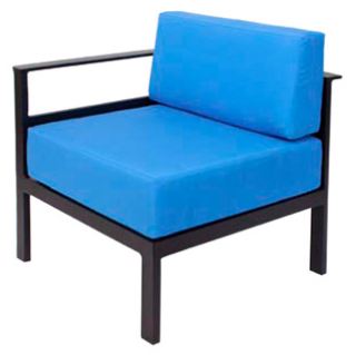Belmar Left Arm Outdoor Sofa
