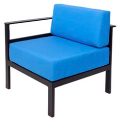 Outdoor Furniture Belmar Left Arm Sofa