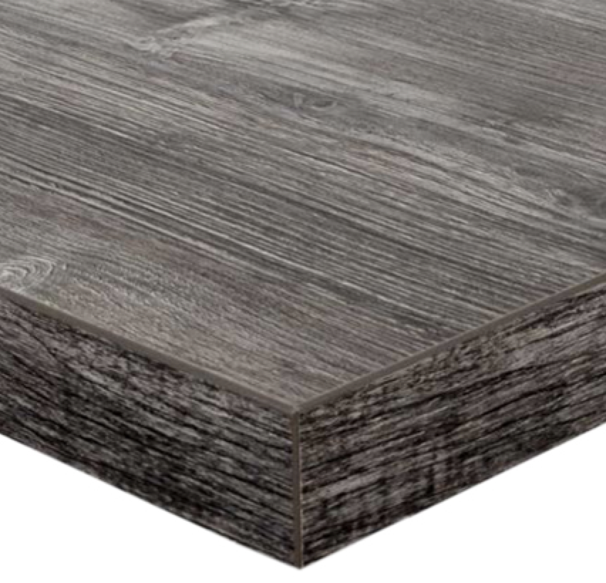 Incroyable Driftwood Table Top (Laminate)