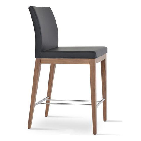 Soho Concept Aria Wood  Bar Stools - YourBarStoolStore + Chairs, Tables and Outdoor - 1