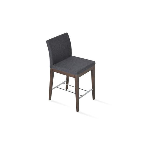 Soho Concept Aria Wood Counter Stools - YourBarStoolStore + Chairs, Tables and Outdoor - 13