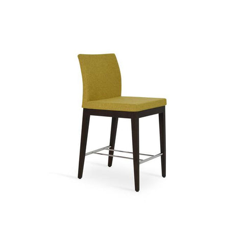 Soho Concept Aria Wood Counter Stools - YourBarStoolStore + Chairs, Tables and Outdoor - 16