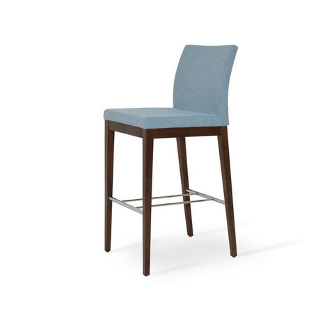 Soho Concept Aria Wood Counter Stools - YourBarStoolStore + Chairs, Tables and Outdoor - 17