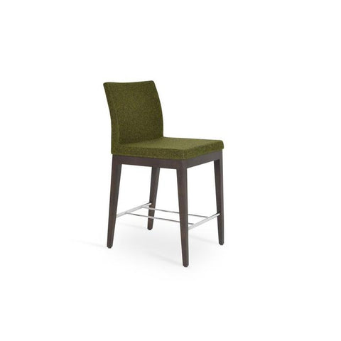 Soho Concept Aria Wood Counter Stools - YourBarStoolStore + Chairs, Tables and Outdoor - 19