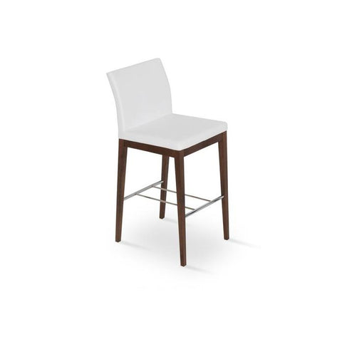 Soho Concept Aria Wood Counter Stools - YourBarStoolStore + Chairs, Tables and Outdoor - 20