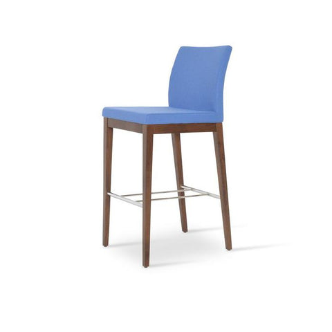 Soho Concept Aria Wood Counter Stools - YourBarStoolStore + Chairs, Tables and Outdoor - 6