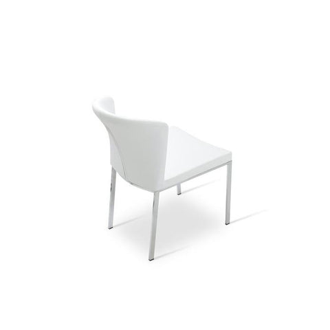 Soho Concept Capri Chrome - YourBarStoolStore + Chairs, Tables and Outdoor - 4