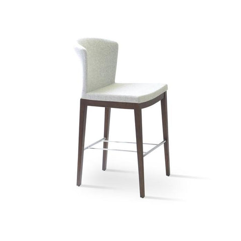 Soho Concept Capri Wood Bar Stools - YourBarStoolStore + Chairs, Tables and Outdoor - 2