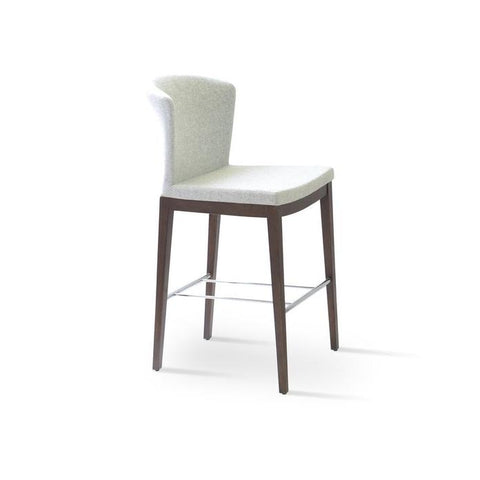 Soho Concept Capri Wood Counter Stools - YourBarStoolStore + Chairs, Tables and Outdoor - 2