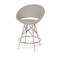 Soho Concept Crescent MW Bar Stools - YourBarStoolStore + Chairs, Tables and Outdoor - 1