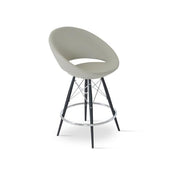 Soho Concept Crescent MW Counter Stools - YourBarStoolStore + Chairs, Tables and Outdoor - 3