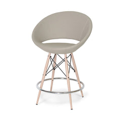 Soho Concept Crescent MW Counter Stools - YourBarStoolStore + Chairs, Tables and Outdoor - 1