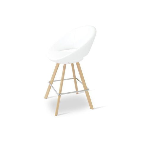 Soho Concept Crescent Sword Counter Stools - YourBarStoolStore + Chairs, Tables and Outdoor - 5