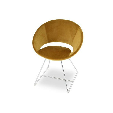 Soho Concept Crescent Wire - YourBarStoolStore + Chairs, Tables and Outdoor - 2