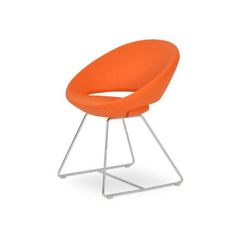 Soho Concept Crescent Wire - YourBarStoolStore + Chairs, Tables and Outdoor - 3