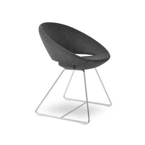 Soho Concept Crescent Wire - YourBarStoolStore + Chairs, Tables and Outdoor - 5