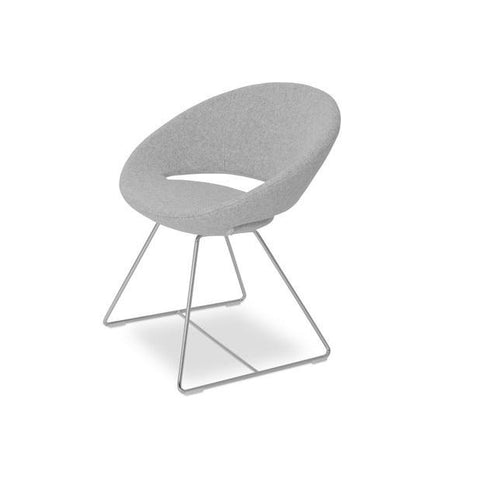 Soho Concept Crescent Wire - YourBarStoolStore + Chairs, Tables and Outdoor - 7