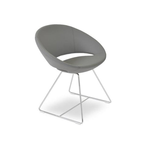 Soho Concept Crescent Wire - YourBarStoolStore + Chairs, Tables and Outdoor - 9