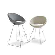 Soho Concept Soho Concept Crescent Wire Counter Stools - YourBarStoolStore + Chairs, Tables and Outdoor - 3