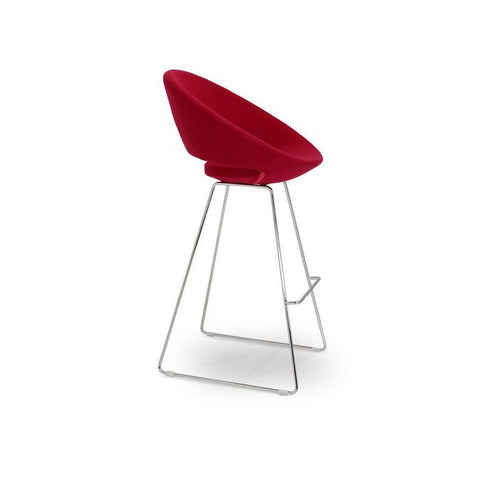 Soho Concept Soho Concept Crescent Wire Counter Stools - YourBarStoolStore + Chairs, Tables and Outdoor - 6