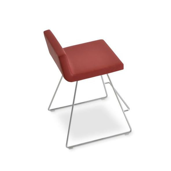 Soho Concept Dallas Wire Counter Stools - YourBarStoolStore + Chairs, Tables and Outdoor - 1