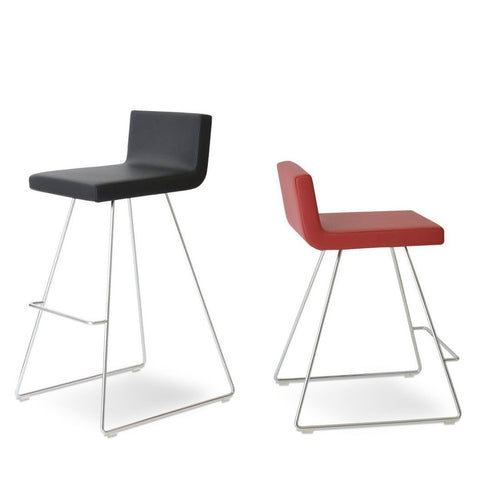 Soho Concept Dallas Wire Counter Stools - YourBarStoolStore + Chairs, Tables and Outdoor - 2