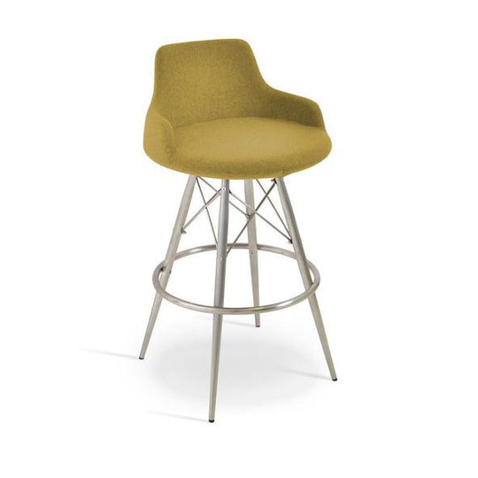 Soho Concept Dervish MW Bar Stools - YourBarStoolStore + Chairs, Tables and Outdoor - 1