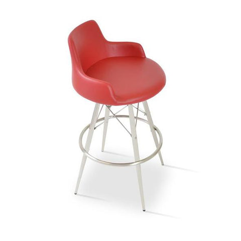 Soho Concept Dervish MW Bar Stools - YourBarStoolStore + Chairs, Tables and Outdoor - 3