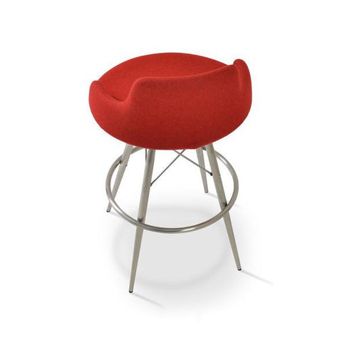 Soho Concept Dervish MW Bar Stools - YourBarStoolStore + Chairs, Tables and Outdoor - 4