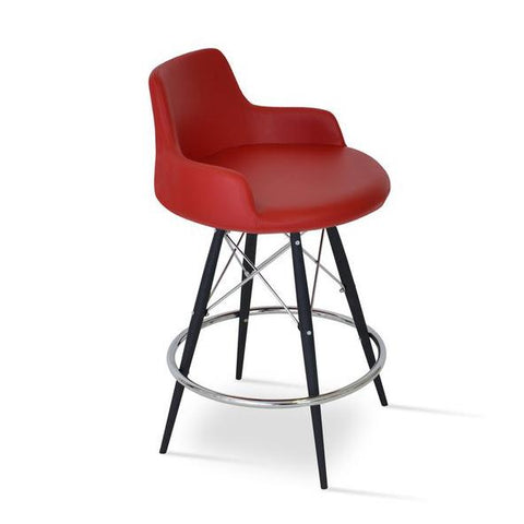 Soho Concept Dervish MW Bar Stools - YourBarStoolStore + Chairs, Tables and Outdoor - 6