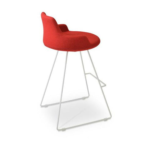 Soho Concept Dervish Wire Counter Stools - YourBarStoolStore + Chairs, Tables and Outdoor - 2