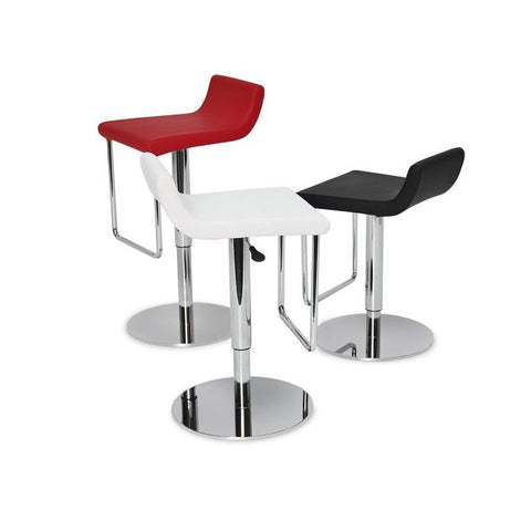 Soho Concept Dublin Piston Counter Stools - YourBarStoolStore + Chairs, Tables and Outdoor - 2
